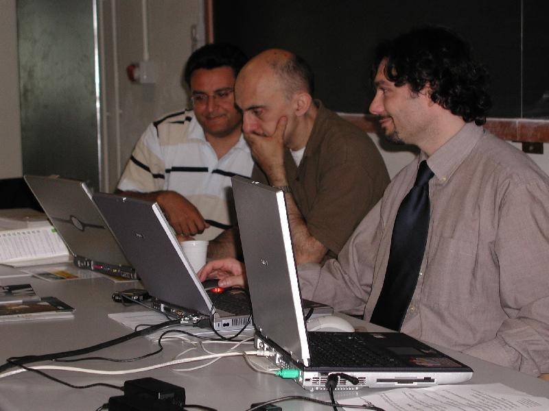 Jug Sardegna - Meeting del 19 giugno 2004